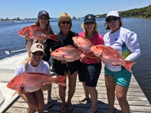 Girls snapper 2016